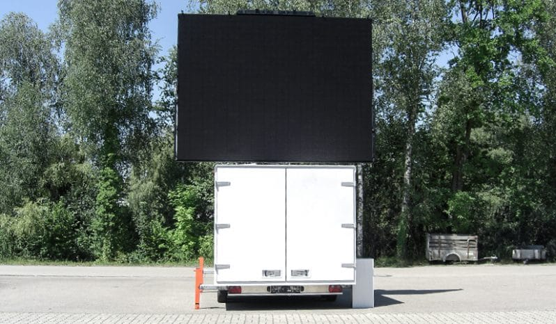 RUKU Display-Anhänger voll