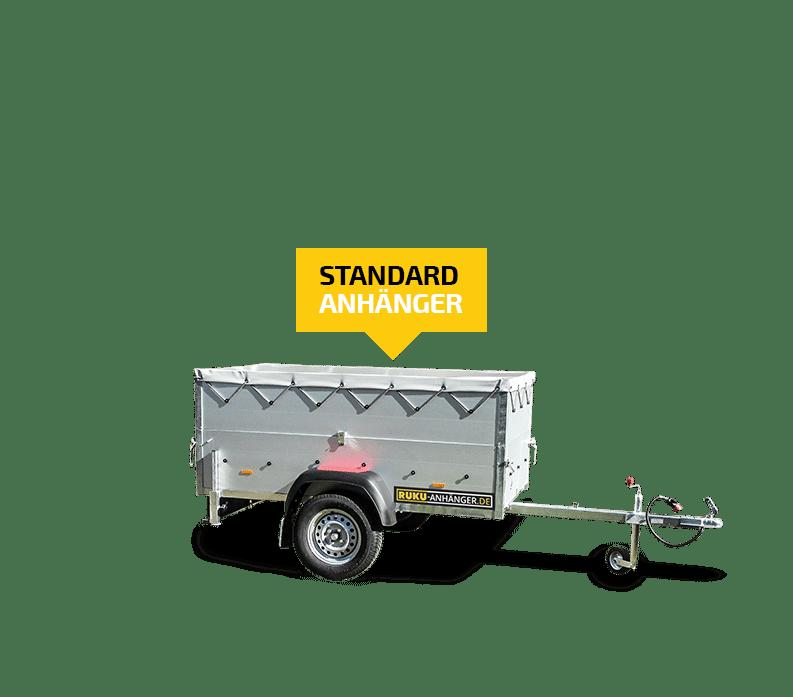 RUKU Standard-Anhänger Slider