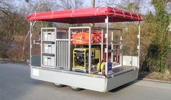 RUKU - Feuerwehranhänger