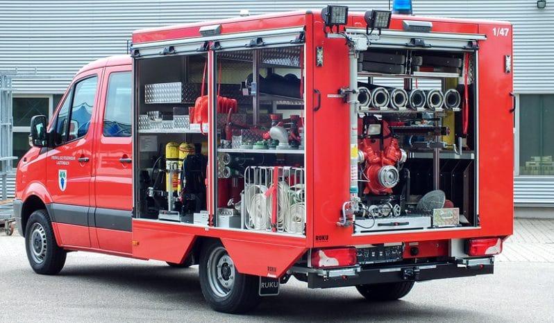 RUKU Feuerwehr Tragkraftspritzenfahrzeug ≤ 4800 kg voll