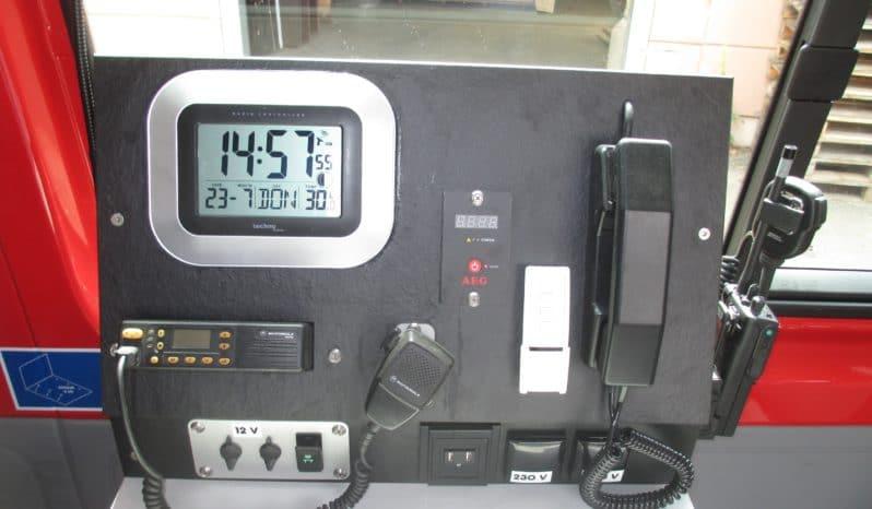 RUKU Feuerwehr Mannschaftstransportwagen ≤ 3500 kg voll