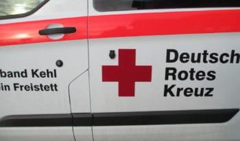 RUKU DRK Mannschaftstransportwagen ≤ 3200 kg voll