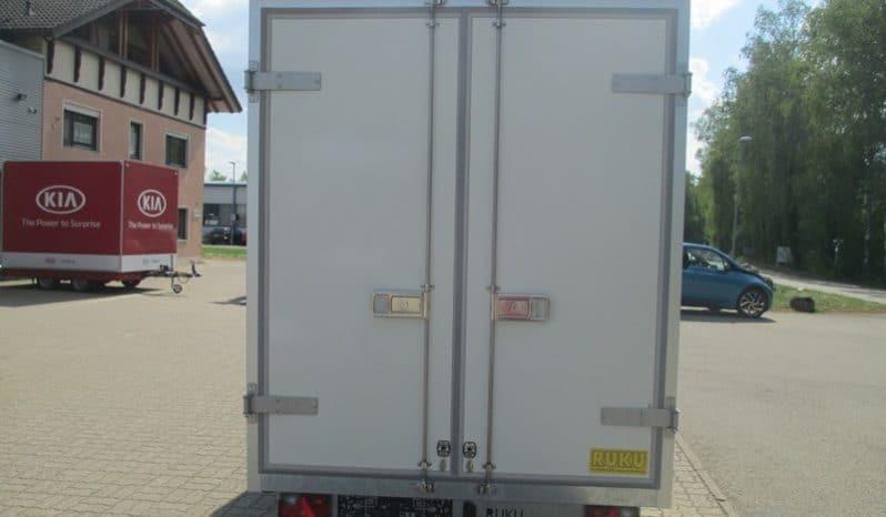 RUKU Hochlader Koffer voll